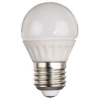 Xavax LED Lampe Mini Globe Warmweiß E27 A