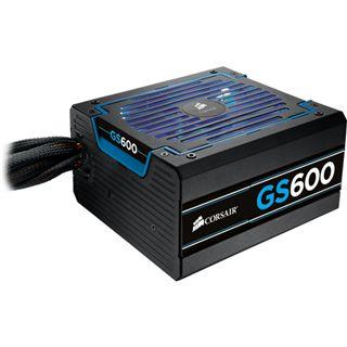 600 Watt Corsair Gaming Serie Non-Modular 80+ Bronze