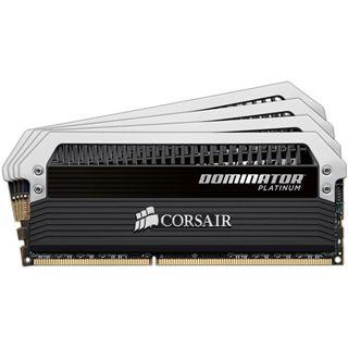 16GB Corsair Dominator Platinum DDR3-1866 DIMM CL9 Quad Kit