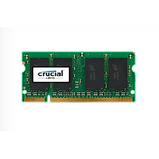 4GB Crucial CT51264AC667 DDR2-667 SO-DIMM CL5 Single