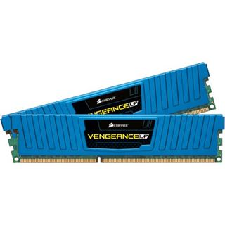 8GB Corsair Vengeance LP blau DDR3-1866 DIMM CL9 Dual Kit