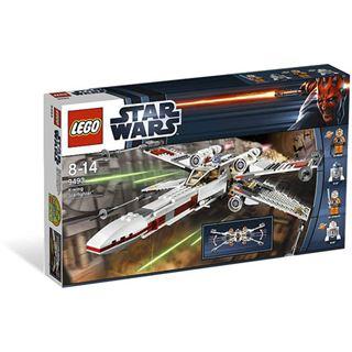 Lego Star Wars 9493 X-wing Starfighter