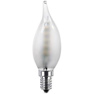 Segula LED Kerze Windstoß 192 Matt E14 A+