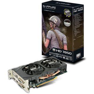 2048MB Sapphire Radeon HD 7850 OC Aktiv PCIe 3.0 x16 (Lite Retail)