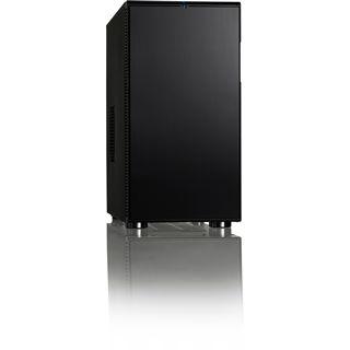 Fractal Define R4 gedämmt Midi Tower ohne Netzteil schwarz