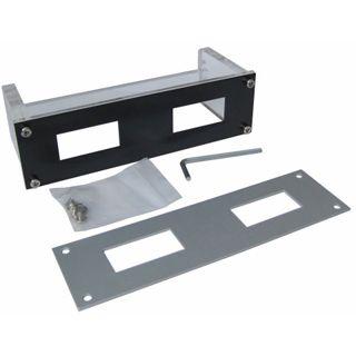 """XSPC 5.25"""" Einbaurahmen für Temperatursensor (LCDBAY)"""