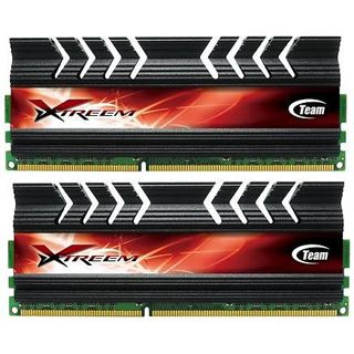 8GB TeamGroup Xtreem DDR3-2400 DIMM CL9 Dual Kit