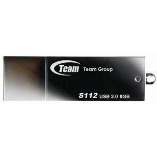 8 GB TeamGroup S112 zink metallic USB 3.0