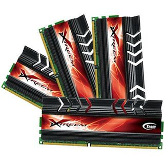 32GB TeamGroup Xtreem DDR3-2133 DIMM CL11 Quad Kit