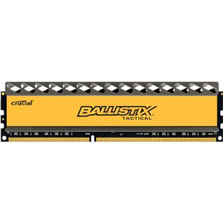8GB Crucial Ballistix Tactical DDR3-1600 DIMM CL8 Single