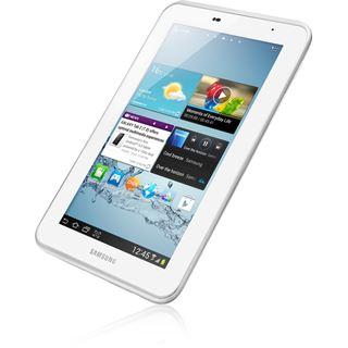 """7.0"""" (17,78cm) Samsung Galaxy Tab 2 7.0 3G/WiFi 8GB weiss"""