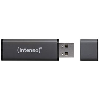 8 GB Intenso Alu Line grau USB 2.0