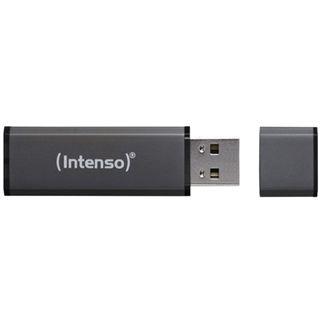 64 GB Intenso Alu Line Anthrazit USB 2.0