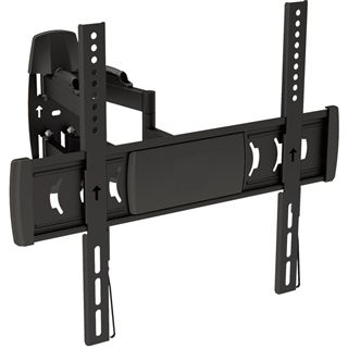 "Zignum M420 TV-Wandhalter 23-42"" (106,68cm) Stahl schw."