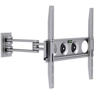 """Zignum M560-42 TV-Wandhalter 26-47"""" (bis 119,38cm) Stahl silber"""