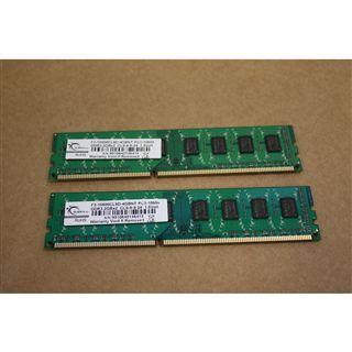 DDR3 4GB (2x 2048MB) G.Skill NT Series DDR3-1333 DIMM CL9-9-9-24 Dual Kit