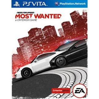 Need for Speed Most Wanted 2012 (PSVita)