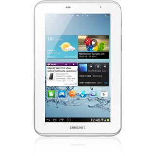 "7.0"" (17,78cm) Samsung Galaxy Tab 2 7.0 WiFi/Bluetooth V3.0 8GB weiss"