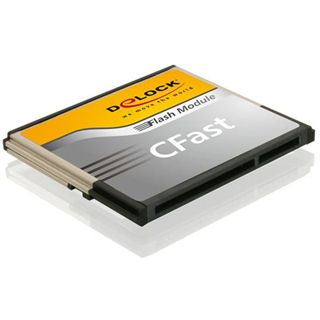 32 GB Delock CFast Flash CFast TypI Retail
