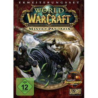World of Warcraft - Mists of Pandaria PC + MAC