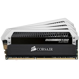 32GB Corsair Dominator Platinum DDR3-1600 DIMM CL9 Quad Kit