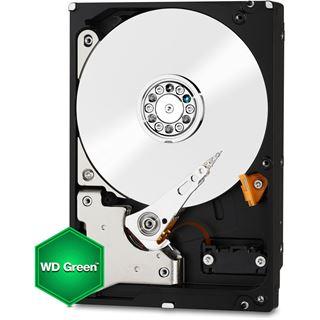 """2000GB WD Green WD20EZRX 64MB 3.5"""" (8.9cm) SATA 6Gb/s"""