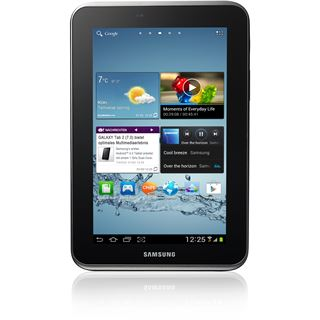 "7.0"" (17,78cm) Samsung Galaxy Tab 2 7.0 WiFi/Bluetooth V3.0 8GB silber"