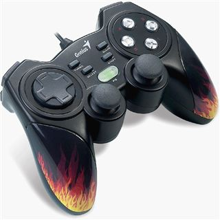Genius MaxFire Blaze3 USB schwarz PC/PS3