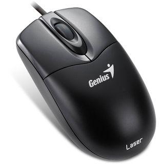 Genius NetScroll 200 USB schwarz (kabelgebunden)