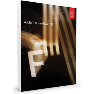 Adobe FrameMaker 11.0 32/64 Bit Deutsch Grafik FPP PC (DVD)