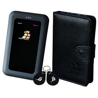 """500GB Digittrade RFID Security DG-SHD/500U54001120 2.5"""" (6.4cm) USB 2.0 schwarz"""