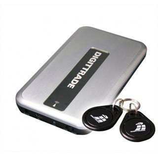 """1000GB Digittrade RFID Security DG-RS128-1000 2.5"""" (6.4cm) USB 2.0 silber"""