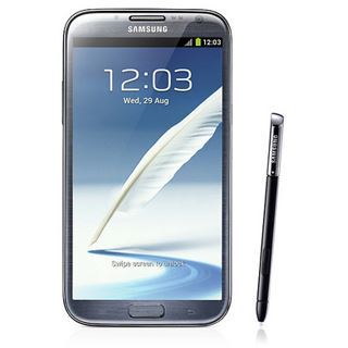 Samsung Galaxy Note 2 N7100 16 GB grau