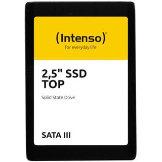 "256GB Intenso 3812440 2.5"" (6.4cm) SATA 6Gb/s MLC (3812440)"