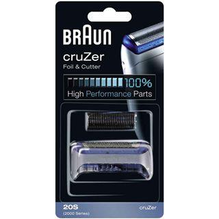 Braun Kombipack 20S Scherblatt+Messer