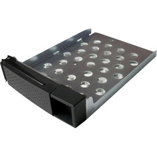 QNAP Black HD Tray Festplatteneinschub für Turbo Station TS-119P+, TS-219P+, TS-419P+ (SP-TS-TRAY-WOLOCK)