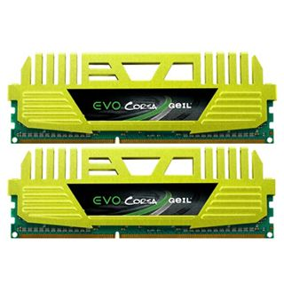 8GB GeIL EVO Corsa DDR3-2400 DIMM CL11 Dual Kit