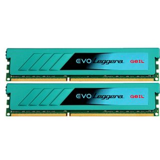 8GB GeIL EVO Leggera DDR3-2133 DIMM CL11 Dual Kit