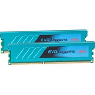 8GB GeIL EVO Leggera DDR3-1866 DIMM CL10 Dual Kit