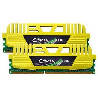 16GB GeIL EVO Corsa DDR3-1866 DIMM CL10 Dual Kit