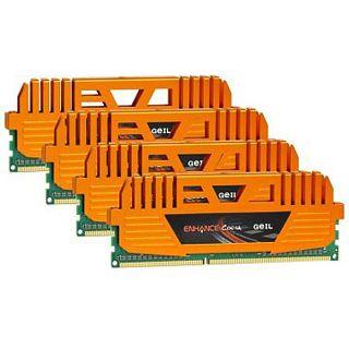 8GB GeIL Enhance Corsa DDR3-1333 DIMM CL9 Quad Kit