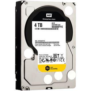 "4000GB WD RE4 WD4000FYYZ 64MB 3.5"" (8.9cm) SATA 6Gb/s"
