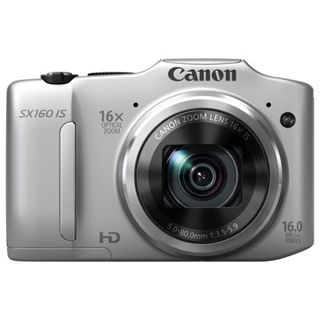 Canon PowerShot SX160 IS silber