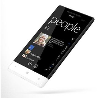 HTC Windows Phone 8S 4 GB weiß
