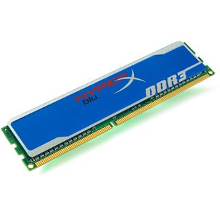 8GB Kingston HyperX blu. DDR3-1333 DIMM CL9 Single