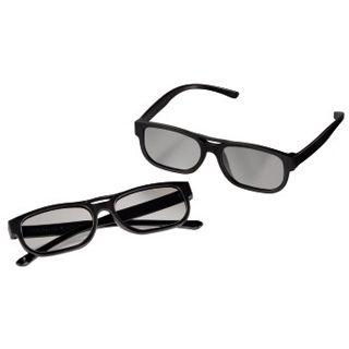 Hama Polfilterbrille Dual Gaming, Schwarz, 2 Stück