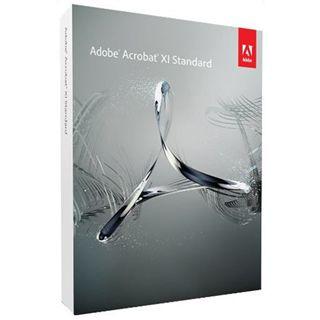 Adobe Acrobat XI v11 Std dt. Win Upg