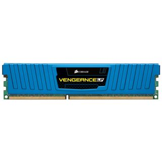8GB Corsair Vengeance LP blau DDR3-1600 DIMM CL10 Single