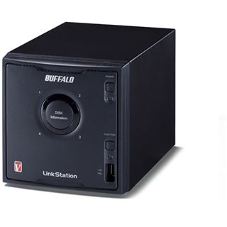 Buffalo LinkStation Pro Quad 16 TB (4x 4000GB)