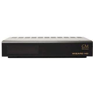 Golden Media Wizard HD Full HD Sat Receiver inkl. Media Player